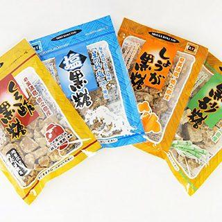 徳之島産「黒砂糖常備セット」は栄養も豊富で香りも味も良い黒糖が楽しめる!