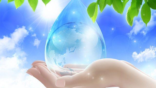 素肌と環境へのやさしさの選択をするということは、洗濯をしながら社会へ貢献をしています