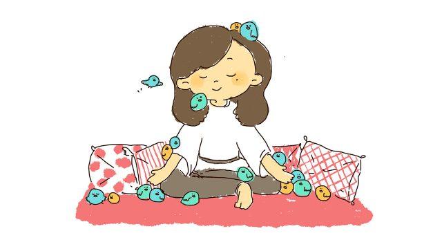 「禅  その4」瞑想を習慣的にしましょう