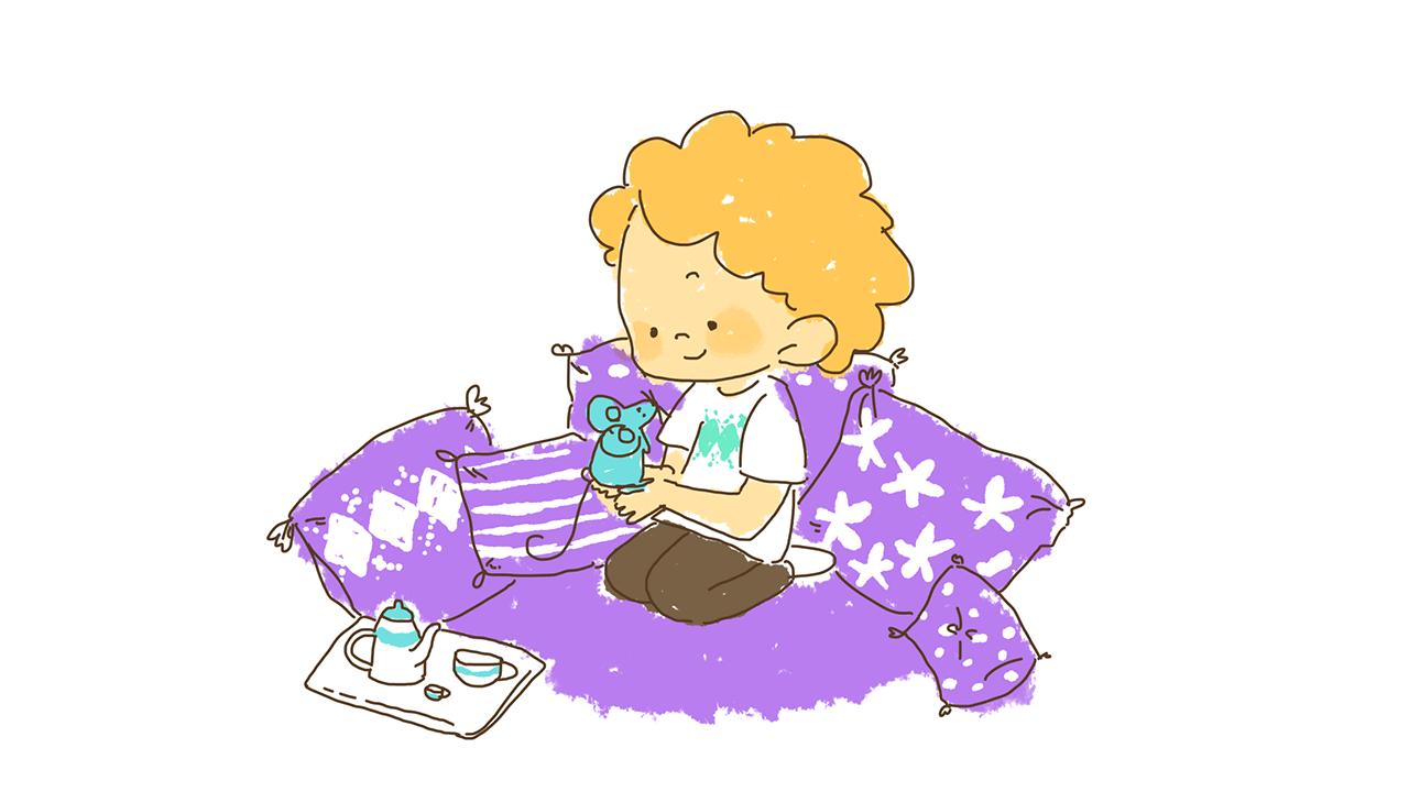 「禅 その11」お茶を飲むときは飲むことに集中しましょう