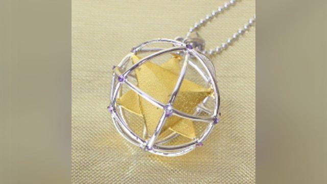 神聖幾何学のエッセンスとインスピレーションが結実したオリジナルジュエリー