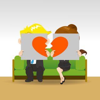 結婚生活続行か、離婚を選ぶのか?その決め手は何かというと、、