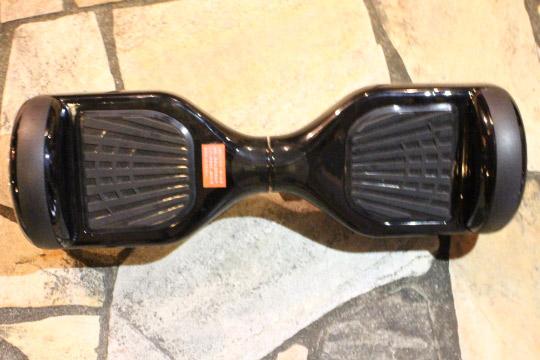 ネクシード(nexeed) セグウェイ ミニ スマート バランスホイール バランススクーター バランスポール (ブラック)