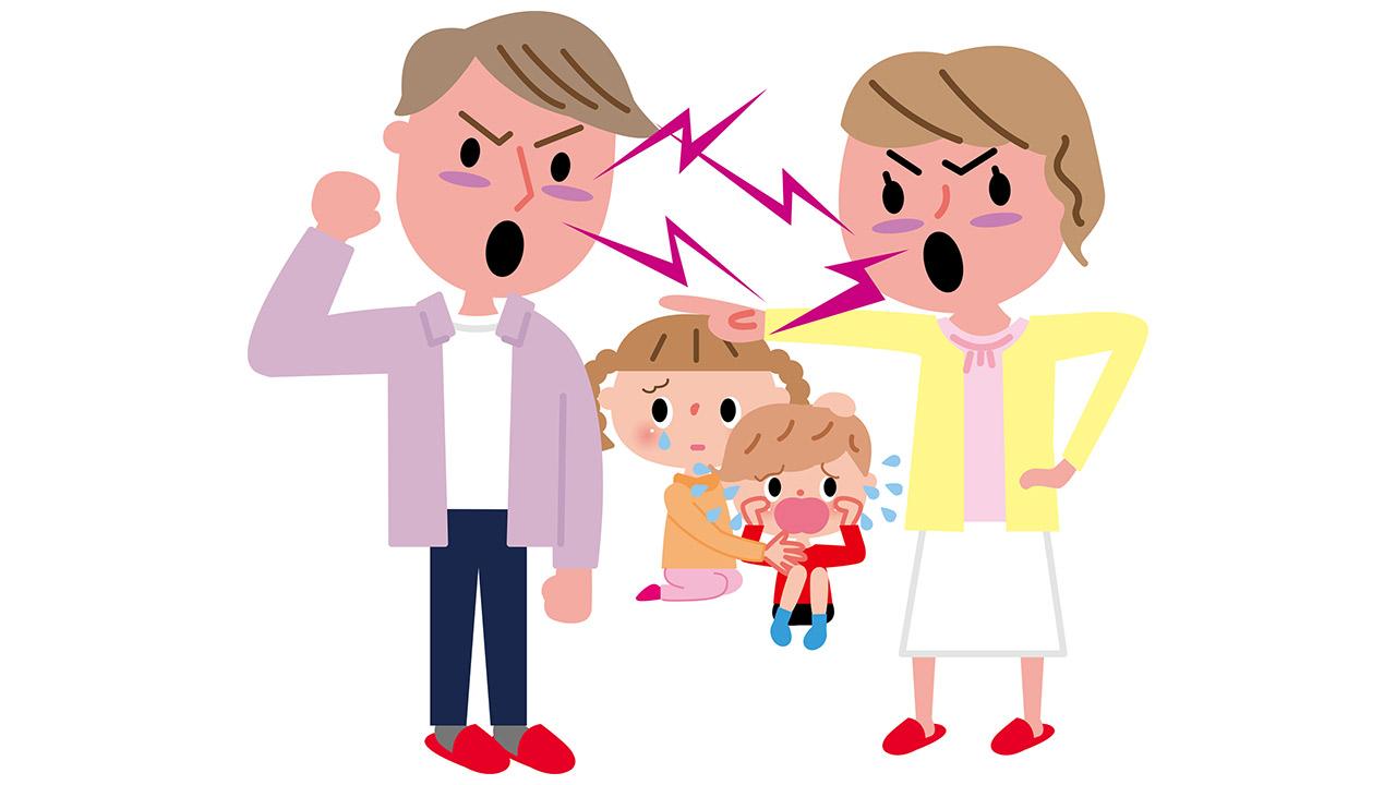 古いこだわりの固い思考を人に押しつけると、自分と子供の心身を痛めることになります。
