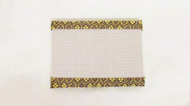 和の感謝畳を「畳」に感謝の意味を込めて創作しました!