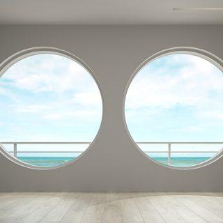 仕事の途中に窓をあけて周りを客観視してみましょう。