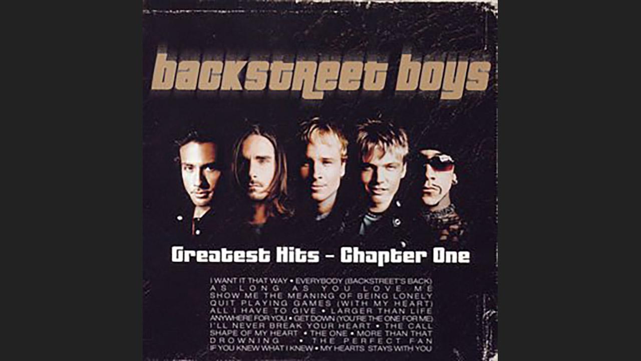 Backstreet Boys (バックストリート・ボーイズ)- I Want It That Way