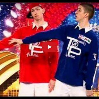 Twist and Pulse – Britain's Got Talentに毎晩はまる!