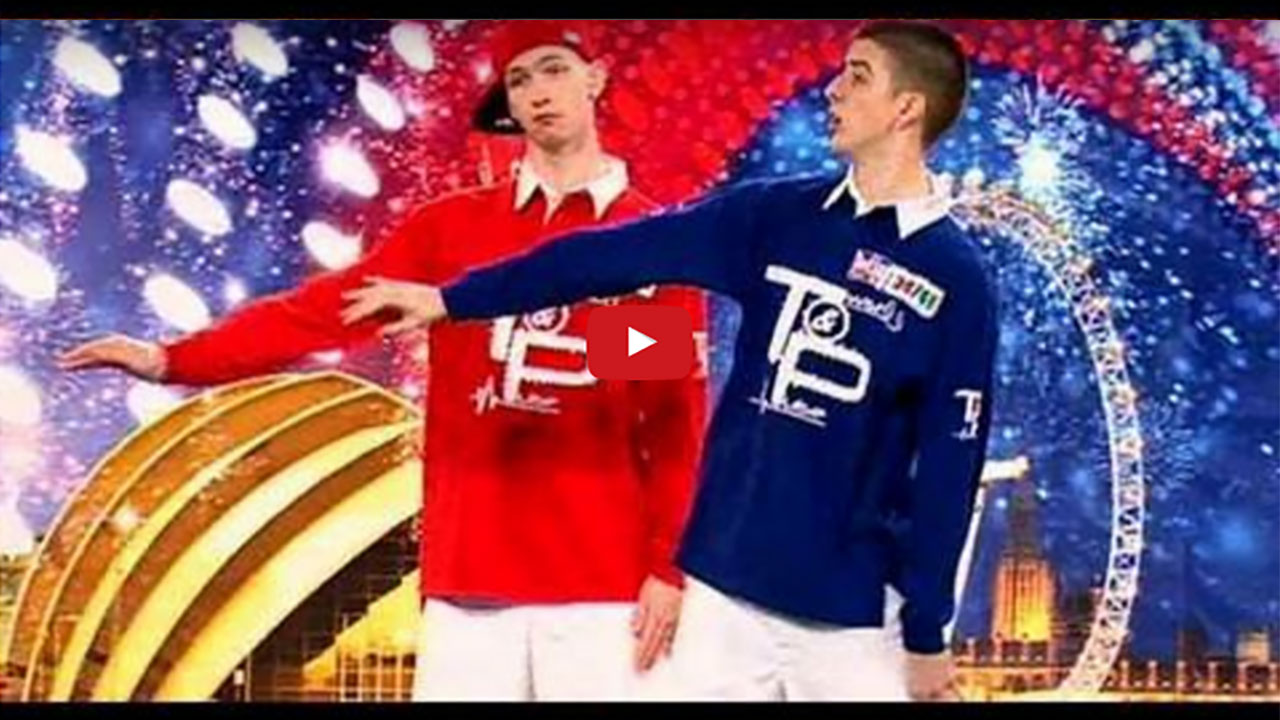 Twist and Pulse – Britain's Got Talentに毎晩はまる!