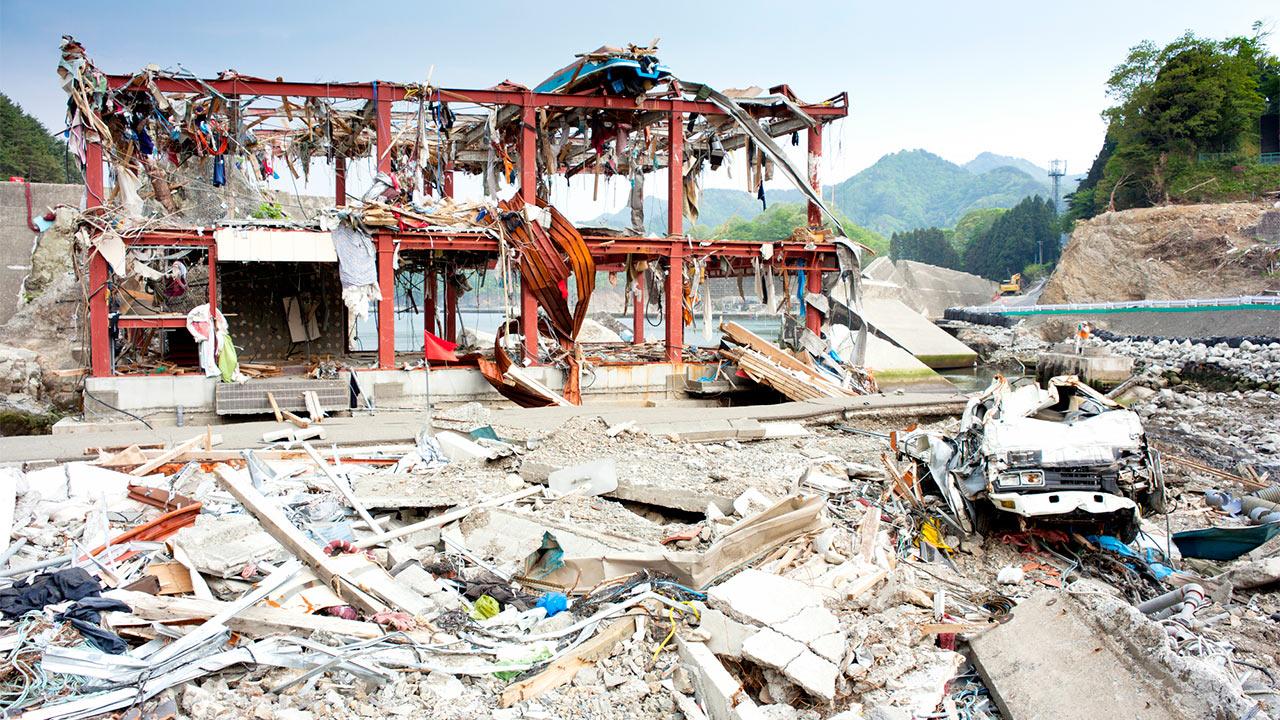 東日本大震災から6年たった今、...