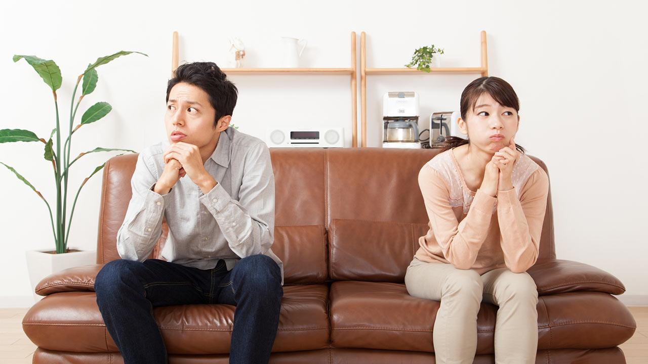 夫婦間の亀裂を修復できる方法とは価値間は違うと諦めること。