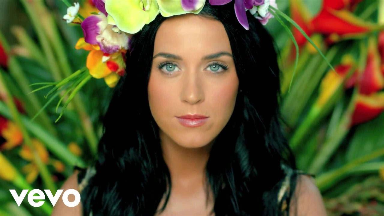 ケィティペリー(Katy Perry)の動画はすべてが億ヒット!!
