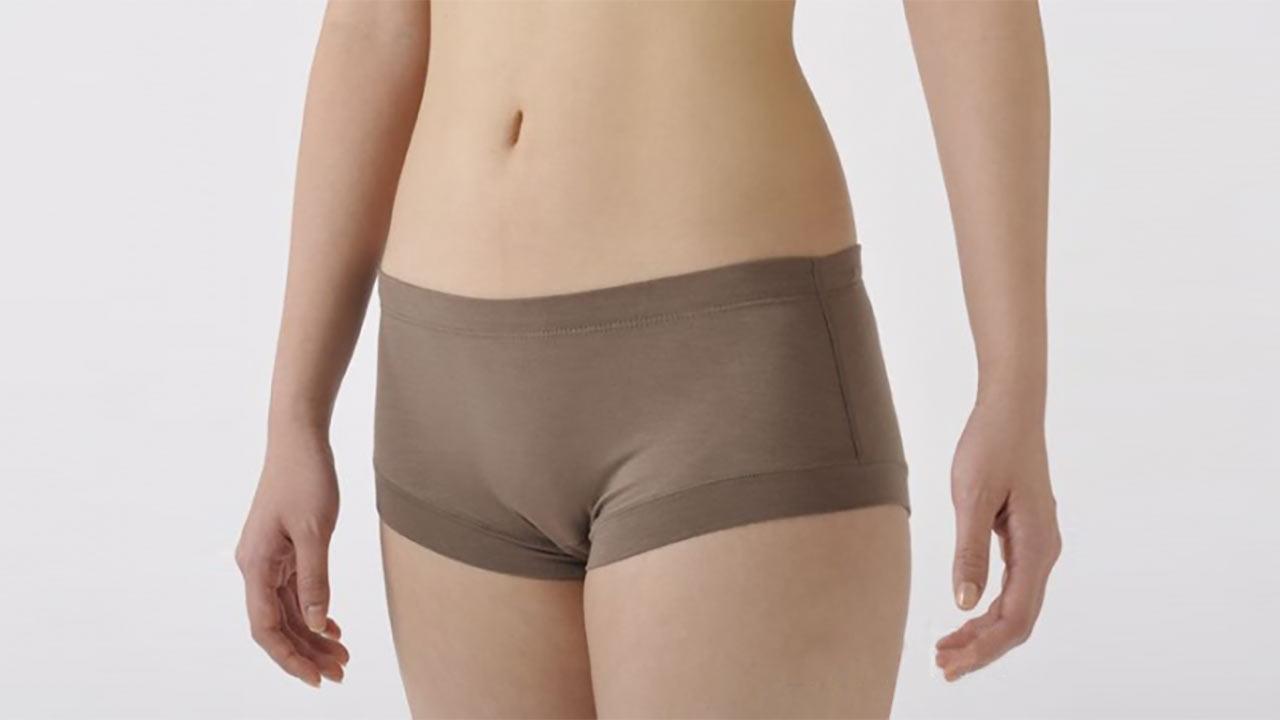 竹布の下着で「膀胱炎や冷え性」が楽になりましたという感想を頂きました!