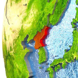 北朝鮮ミサイル・弾道ミサイル攻撃の日本海落下頻度が多くなった社会現象から読めること。