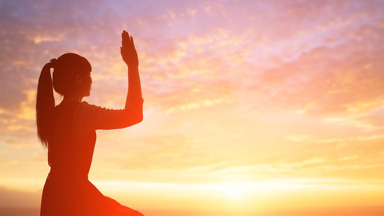 自分自身に全幅の信頼を寄せると宇宙は呼応する!