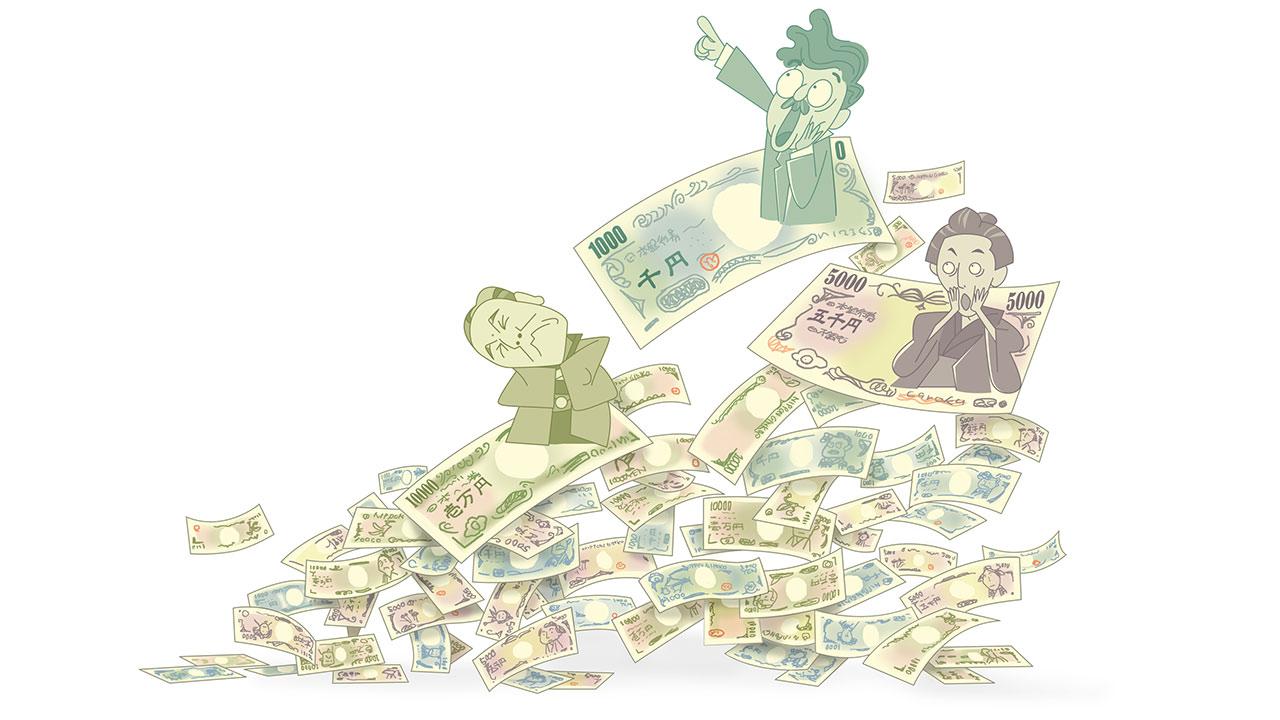 お金の善悪とは?信念とは?精神性とは?