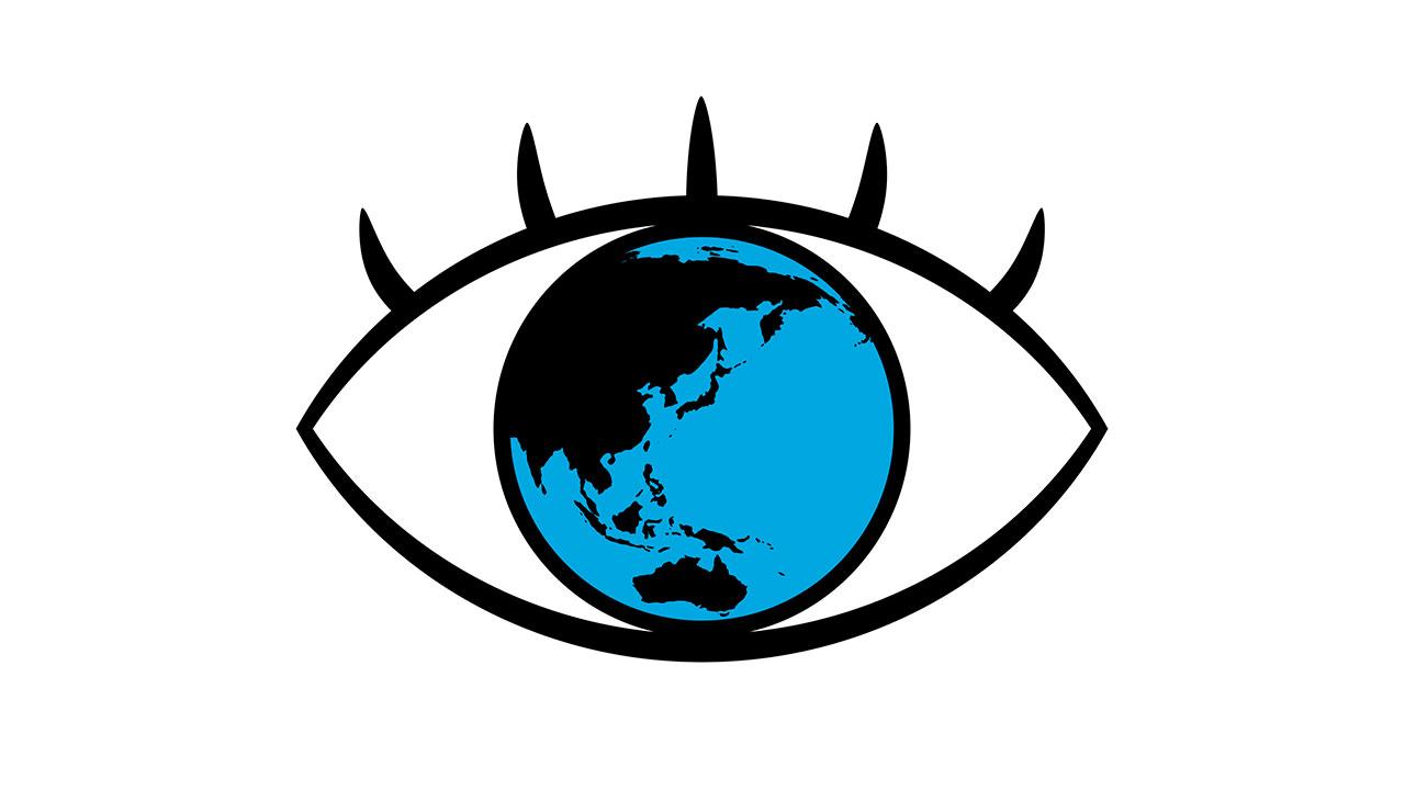 宇宙視点、地球視点で物事を見つめるサードアイ力をもとう。