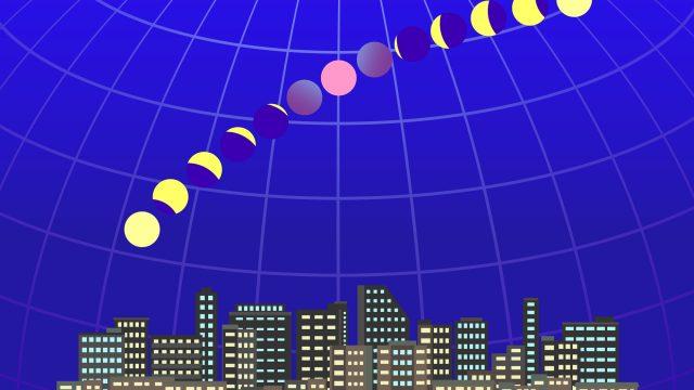 8月22日皆既月食から9月22日間の備蓄と予防について。
