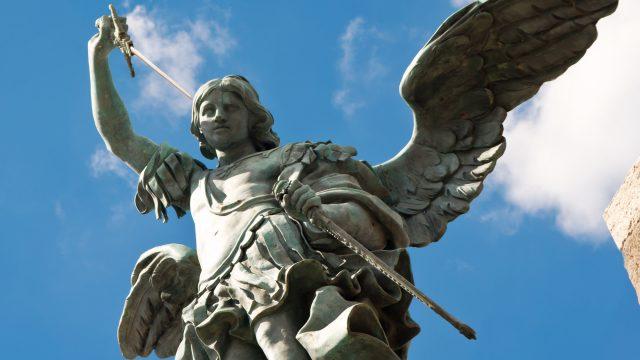 大天使ミカエルの翼に包まれた日~ミカエルチャネリング~