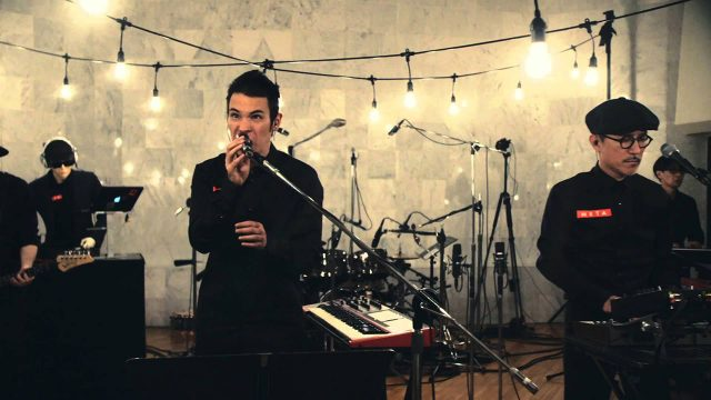 METAFIVE – 「Don't Move」 -Studio Live Version-大人の極み音!