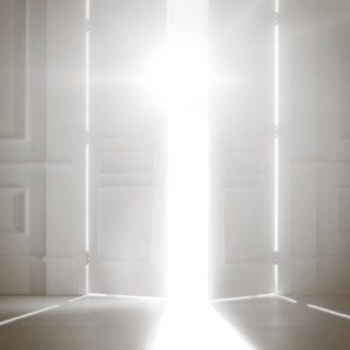マインドリセット!光の扉へワクワクと進もうよ!