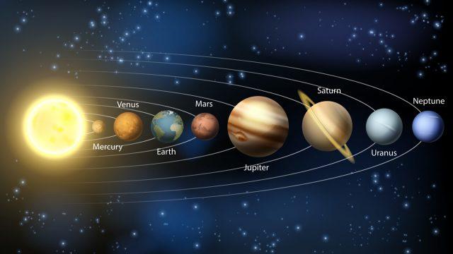 太陽系の神秘が現実の社会のリアル! 地球の転生をきめたのはあなた!