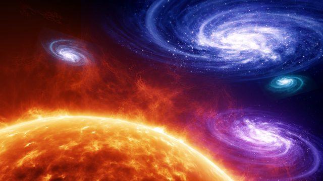 惑星の戦争が終わり銀河系が無限大に繋がる時まで。