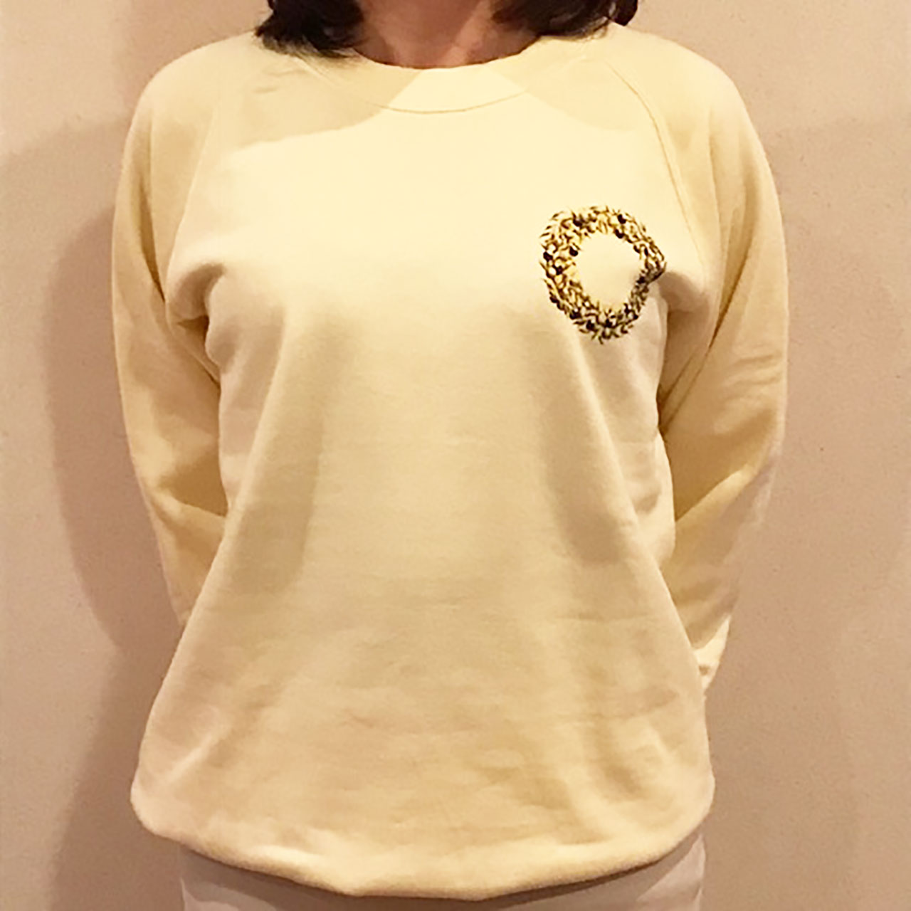 「平和のオリーブ」のトレーナー&Tシャツ01