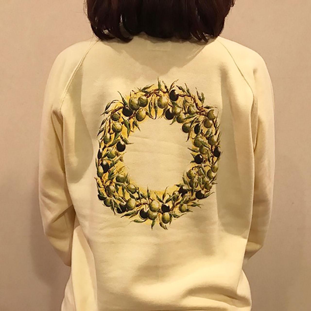 「平和のオリーブ」のトレーナー&Tシャツ02
