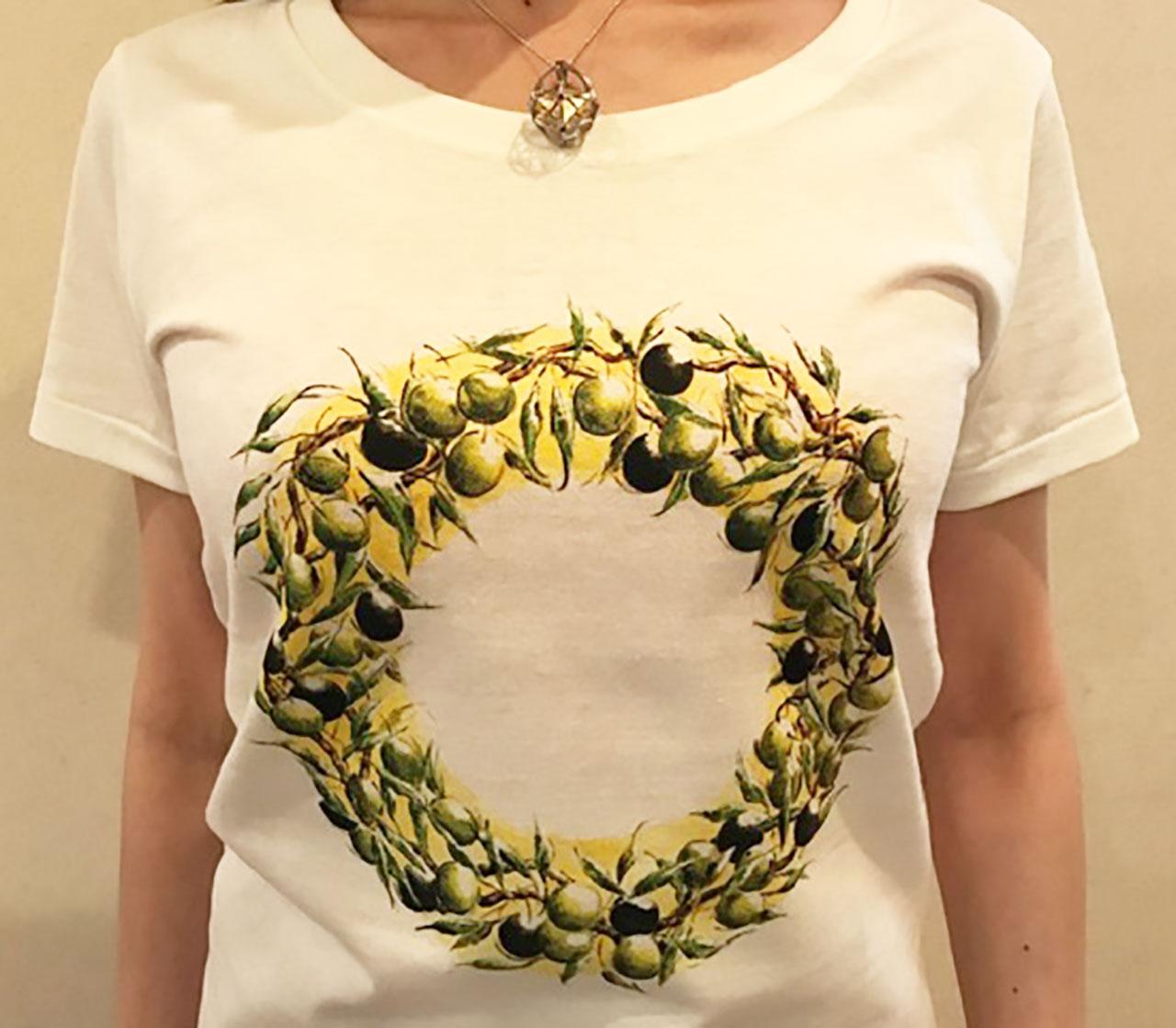 「平和のオリーブ」のトレーナー&Tシャツ03