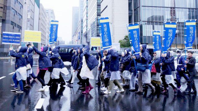 「TSP」に全国からライトワーカーが結集~!無限大の行進!