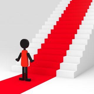 世界が劇的に変化する!手遅れにならないようにコツコツ階段を上がっておこう!