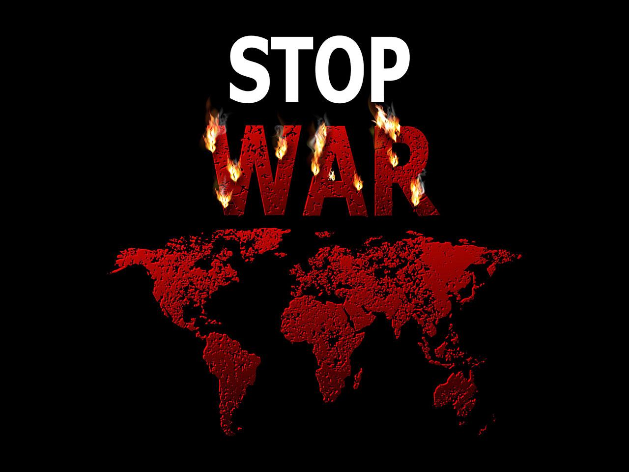STOP!!WAR!! 地球に戦争はいらない!「核廃絶」「化学兵器廃絶」について
