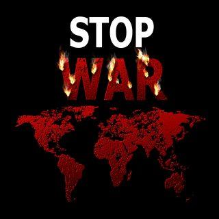 「STOP WAR」できるのは、人間の「意識」である。
