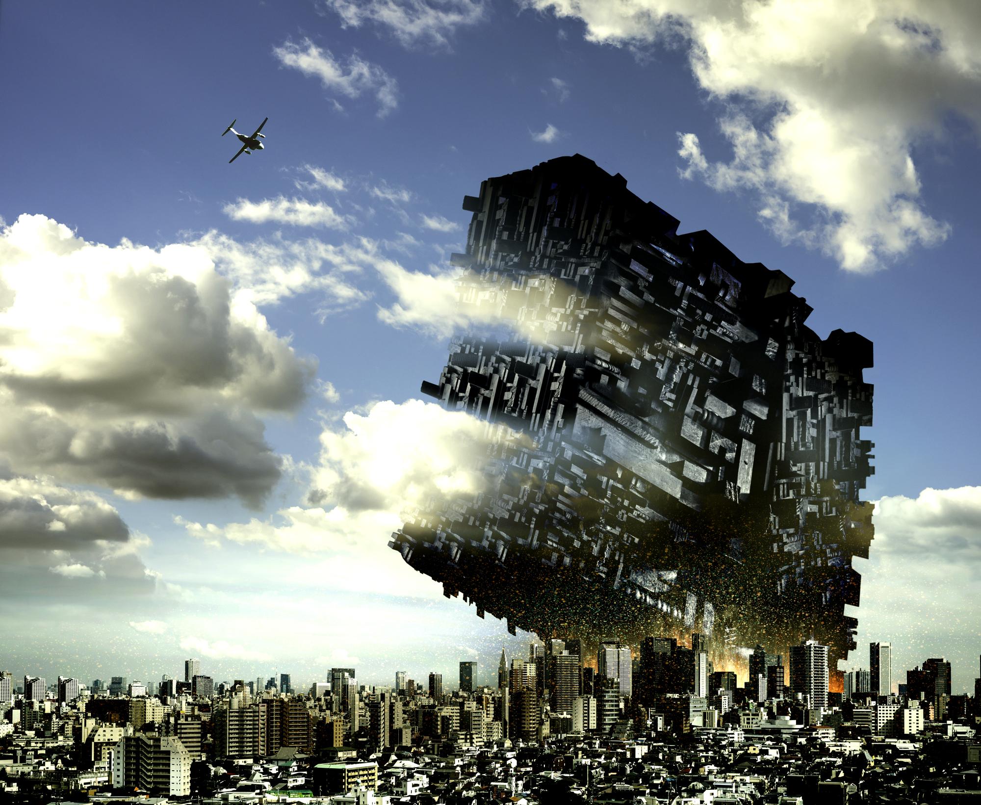 動じず準備して!!自然界の現象は神様がきめたこと人間は逆らえません。