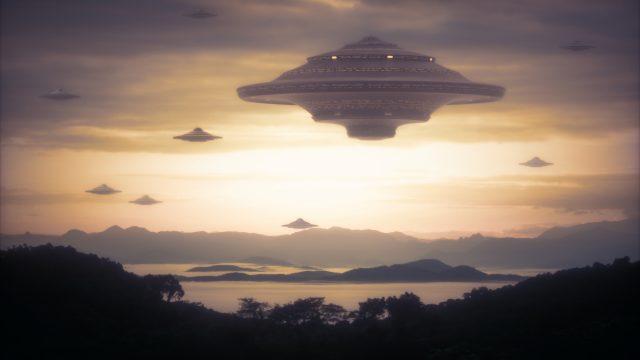 宇宙船が嘘という陰謀論を信じると宇宙と繋がらない。地球外生命体はいる。