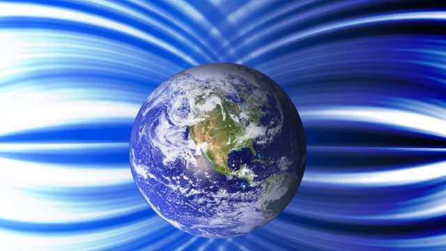 地球の磁場フィールドに亀裂が生じた!?如何に生きるべきか?