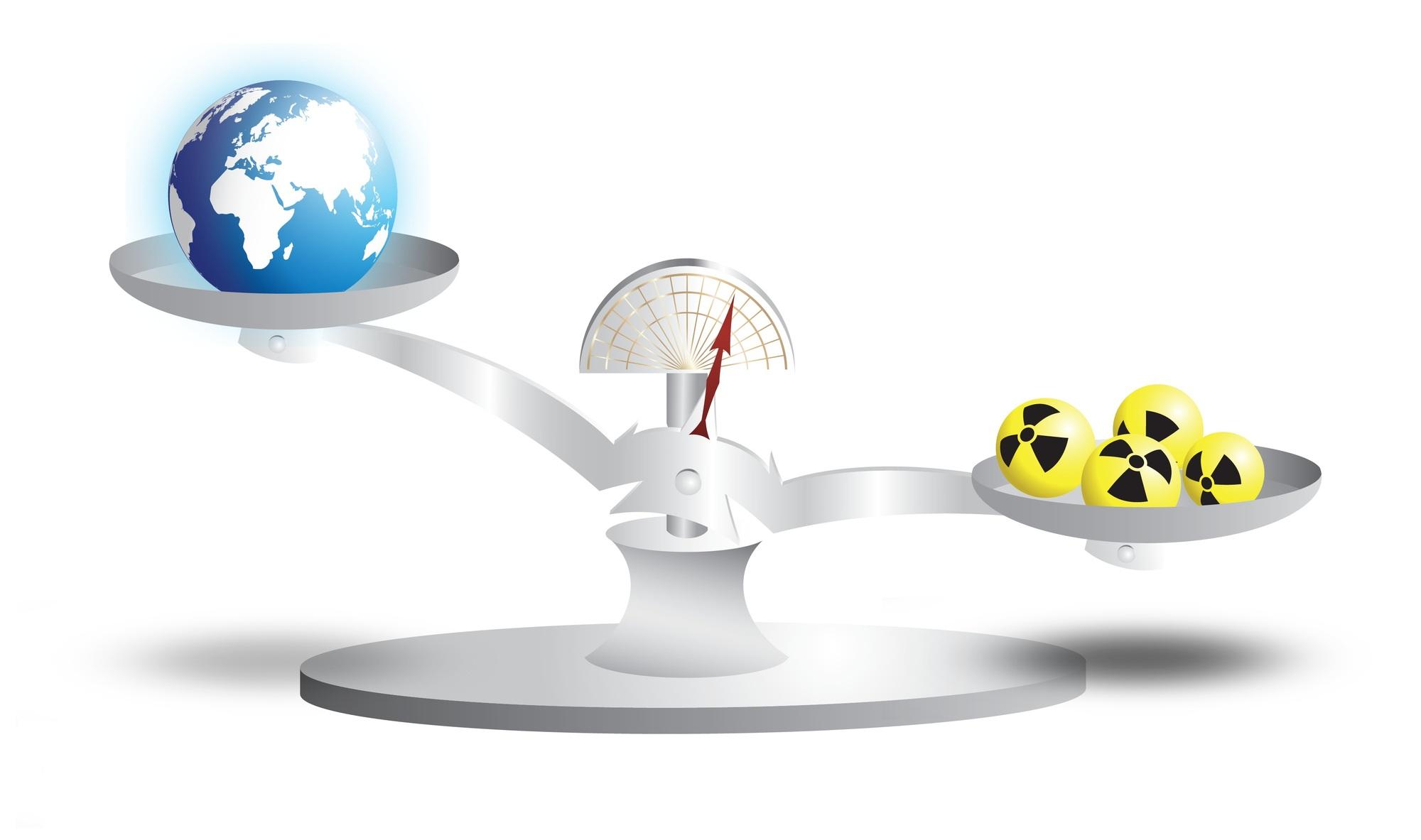 地球に「核」はいらない!「原発」がある限り「核」はなくならない。