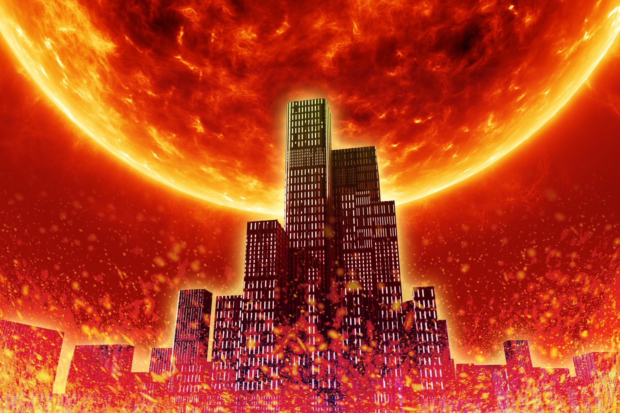 「人間が太陽の火で焼かれる」「大地震で島も山も消える」!?