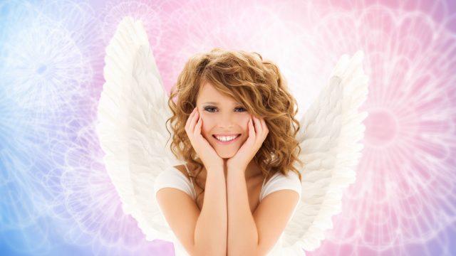 天使はいつもあなたを見ています。エゴのない世界へ。