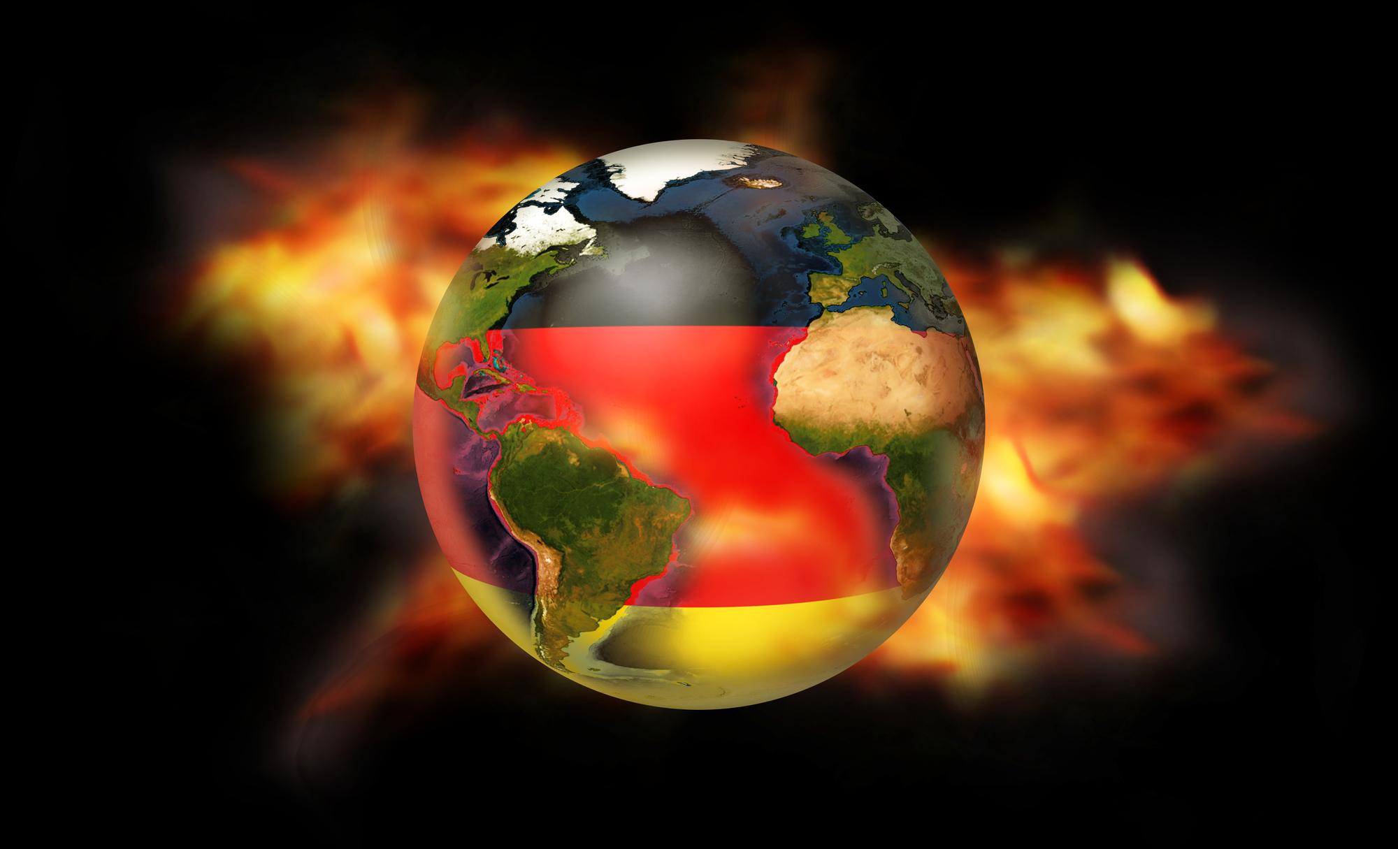 不穏!!世界の破たんは「金」と「領土争い」から起きている。