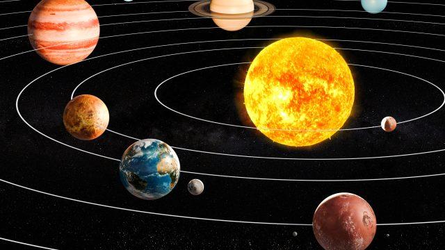 眼に見えない何かが宇宙も銀河も地球も動かしている。