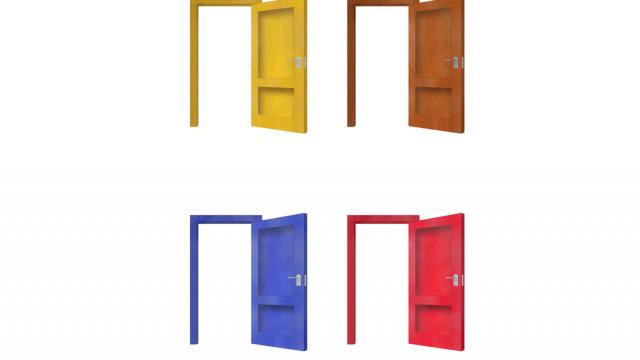 どの次元の扉を開けますか?日々の選択が人生を決定づける!!