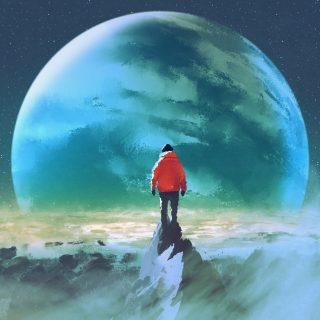 太陽、月、宇宙、そして、自分の生き方。